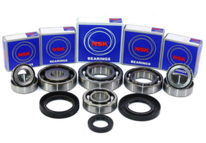 Suzuki Swift & Ignis 1.3 inj Gearbox OEM Bearing & Seal Rebuild Kit