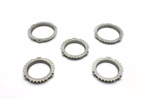 Citroen MA Gearbox Genuine Synchro Baulk Ring Kit 5 Parts 1st,2nd,3rd,4th & 5th