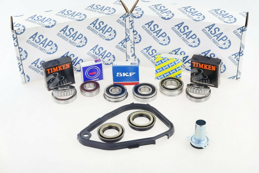 Mini Cooper / One 1.6 inj 5 sp MA GS5-65BH Gearbox Bearing & Seal Rebuild Kit