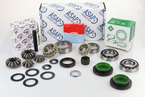 BMW 1 & 3 Series Type 168 Rear Diff OEM Bearing, Seal & Planet Gear Rebuild Kit