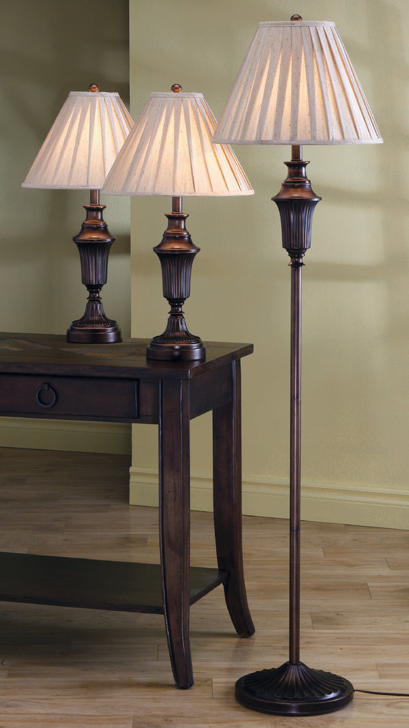 FL240 - 3pc Lamp Set