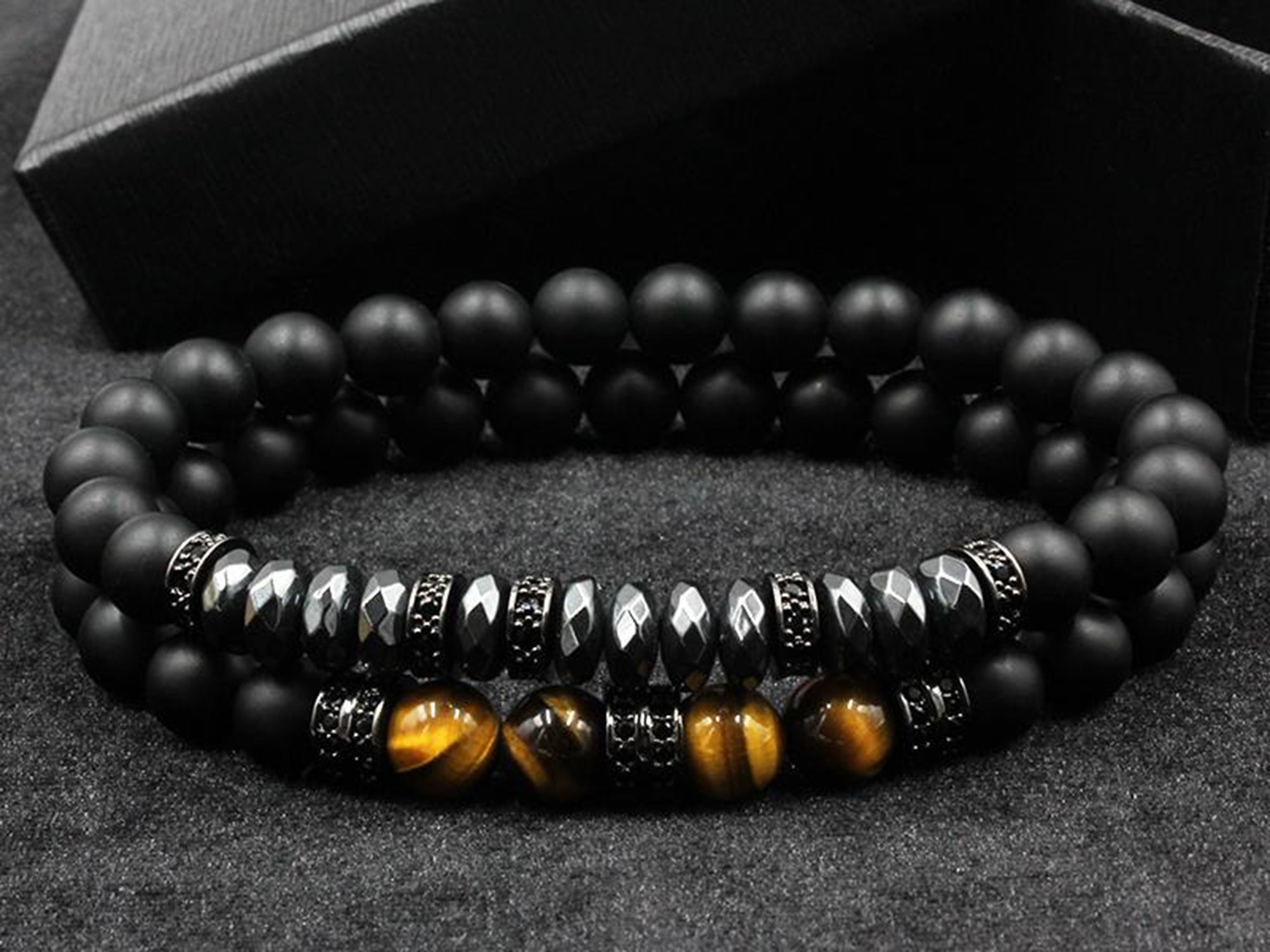 Tiger's Eye Stone: Universal Stone for Men Jewelry