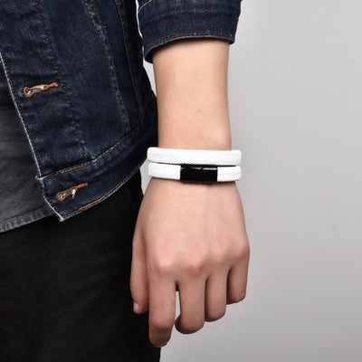 Blanco Leather Bracelet