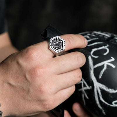 Viking Raid Ring