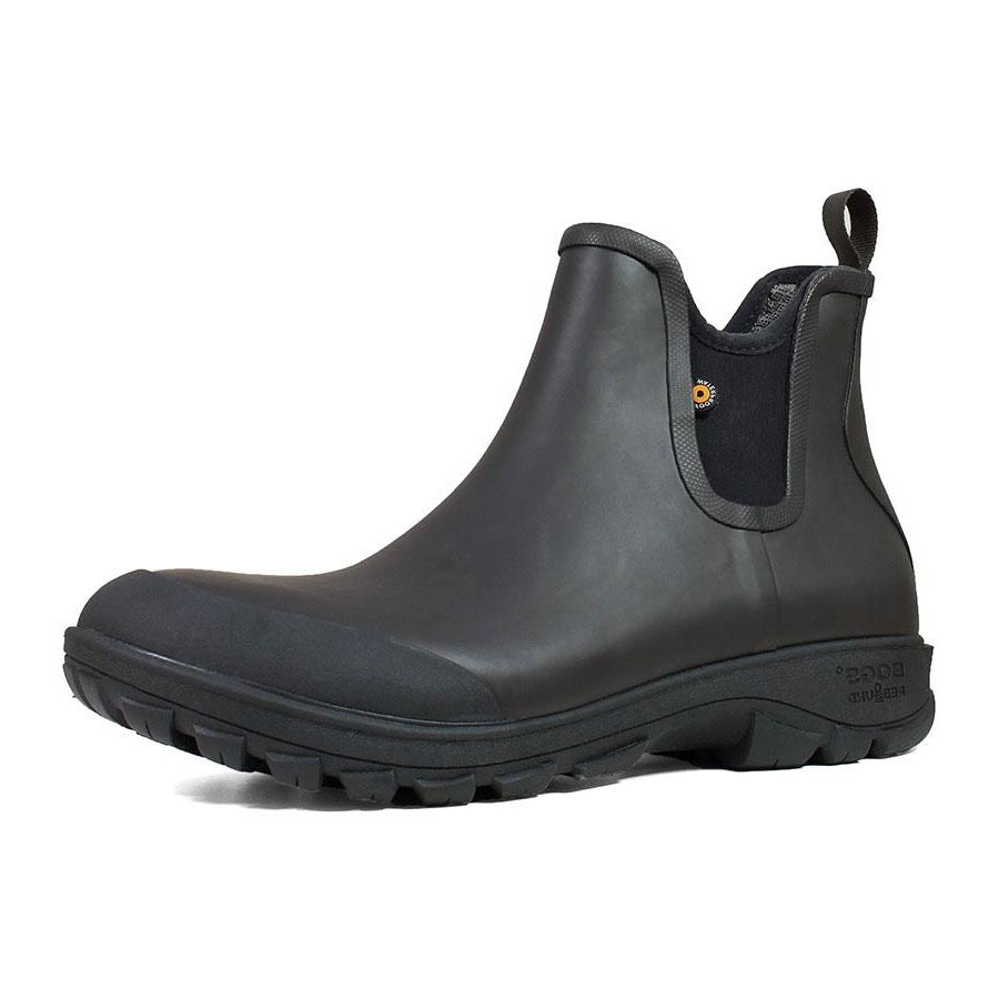 BOGS Sauvie Slip On Boot (Waterproof Soft Toe)