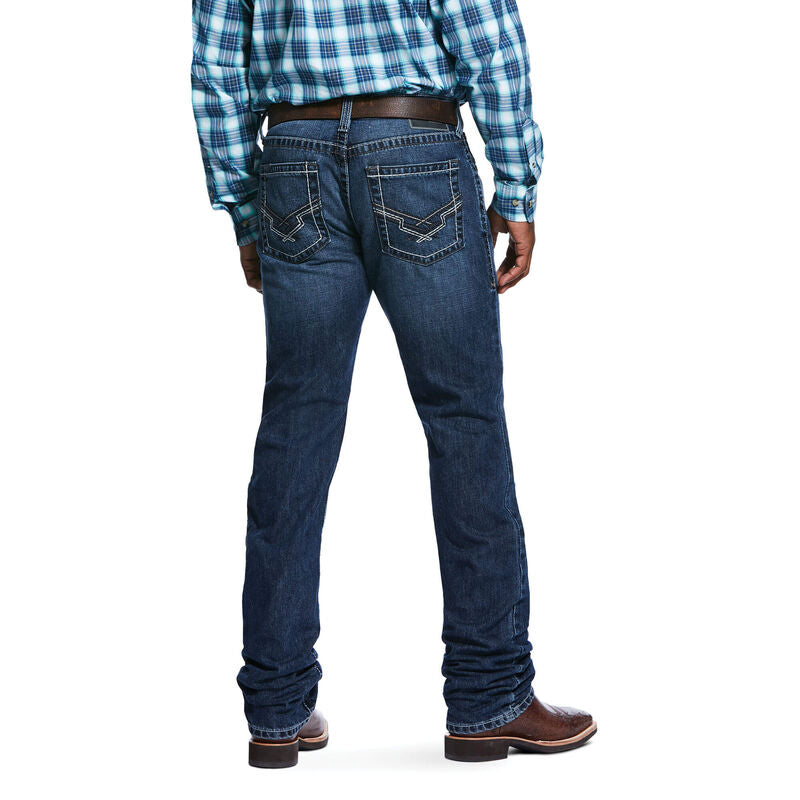 M4 Low Rise Hooper Cooling Stackable Straight Leg Jeans