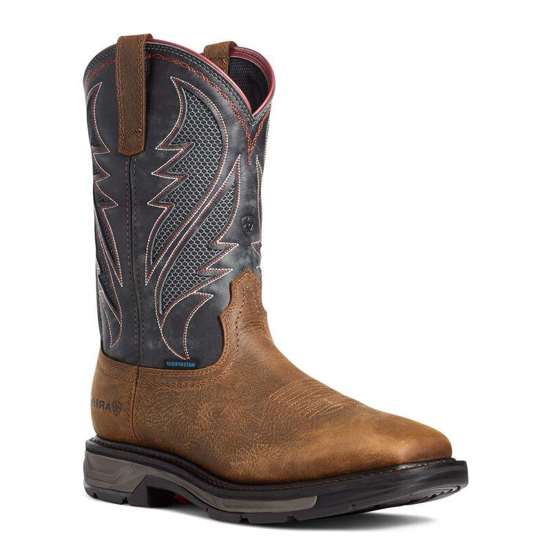 Ariat - WorkHog XT VentTEK Waterproof Work Boot (Soft Toe)