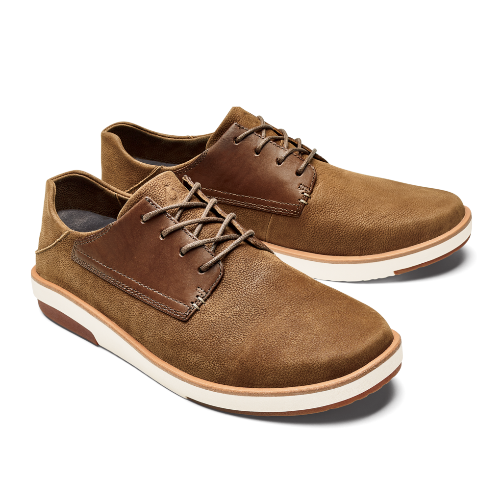 Kālia Lī Leather Casual Shoe