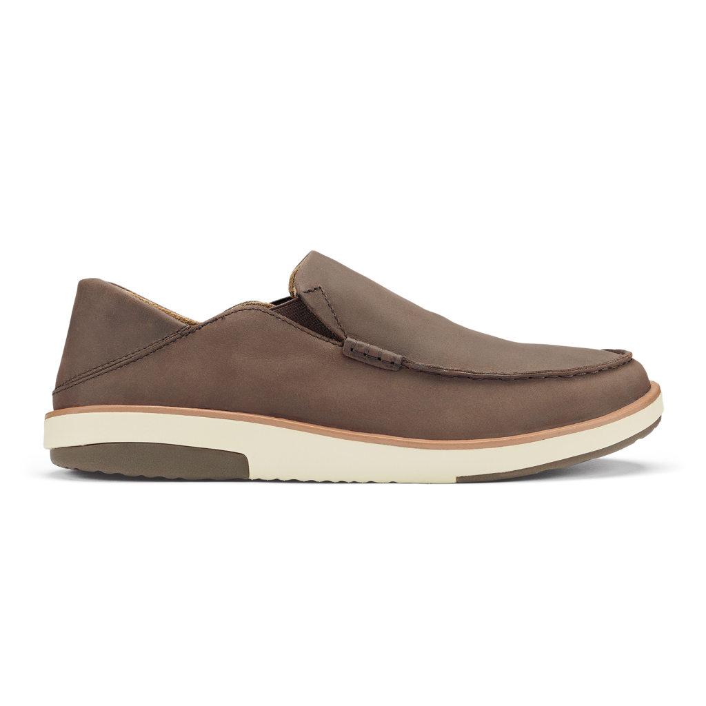 Kālia Leather Slip On Casual Shoe