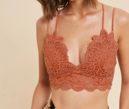 Perfect Place Lace Bralette