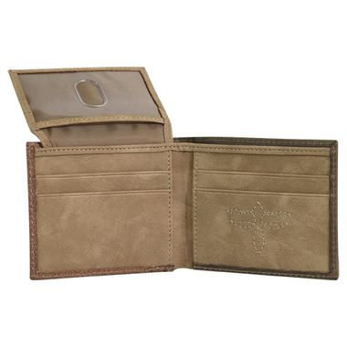 FRONT POCKET CARD CASE RIBBON