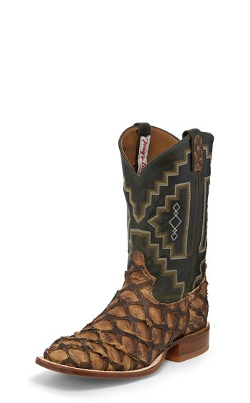Tony Lama Leviathan Chocolate Boots