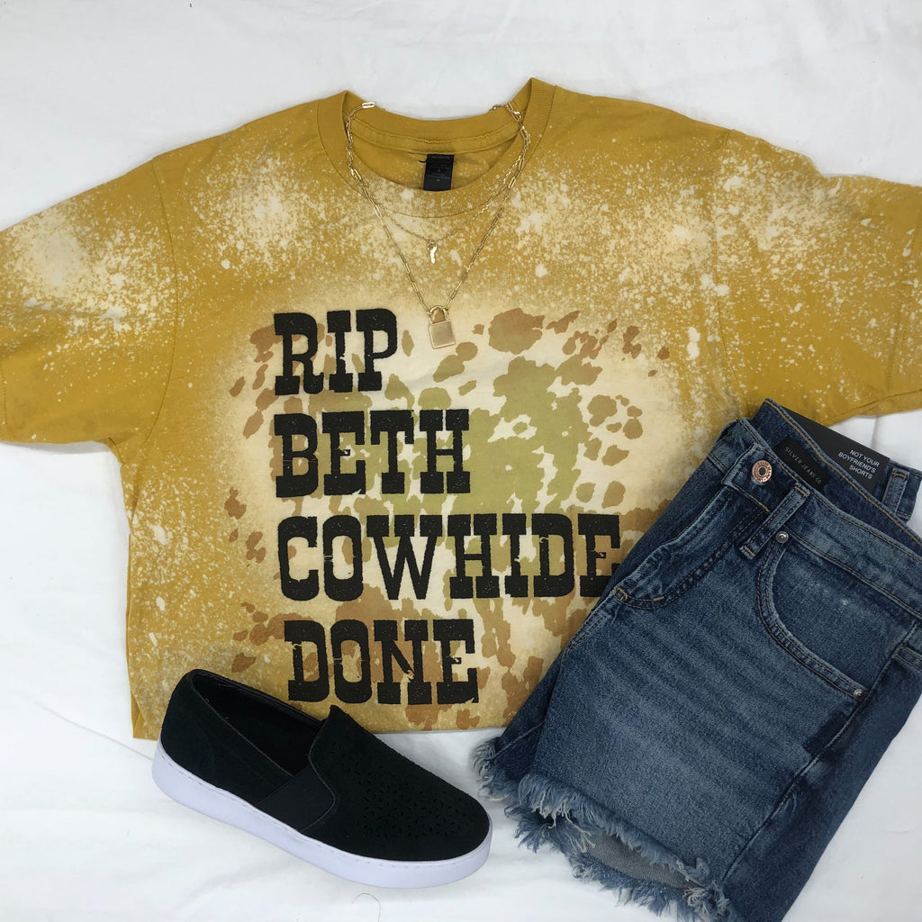 RIP Beth Graphic Tee