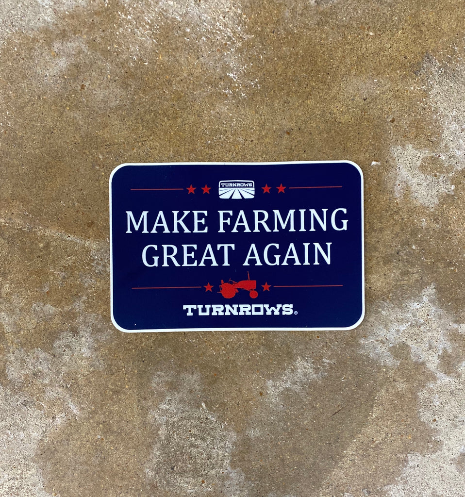 Make Farming Great Again (Sticker)