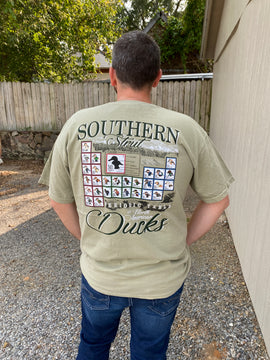 Periodic Table of Ducks S/S T-Shirt