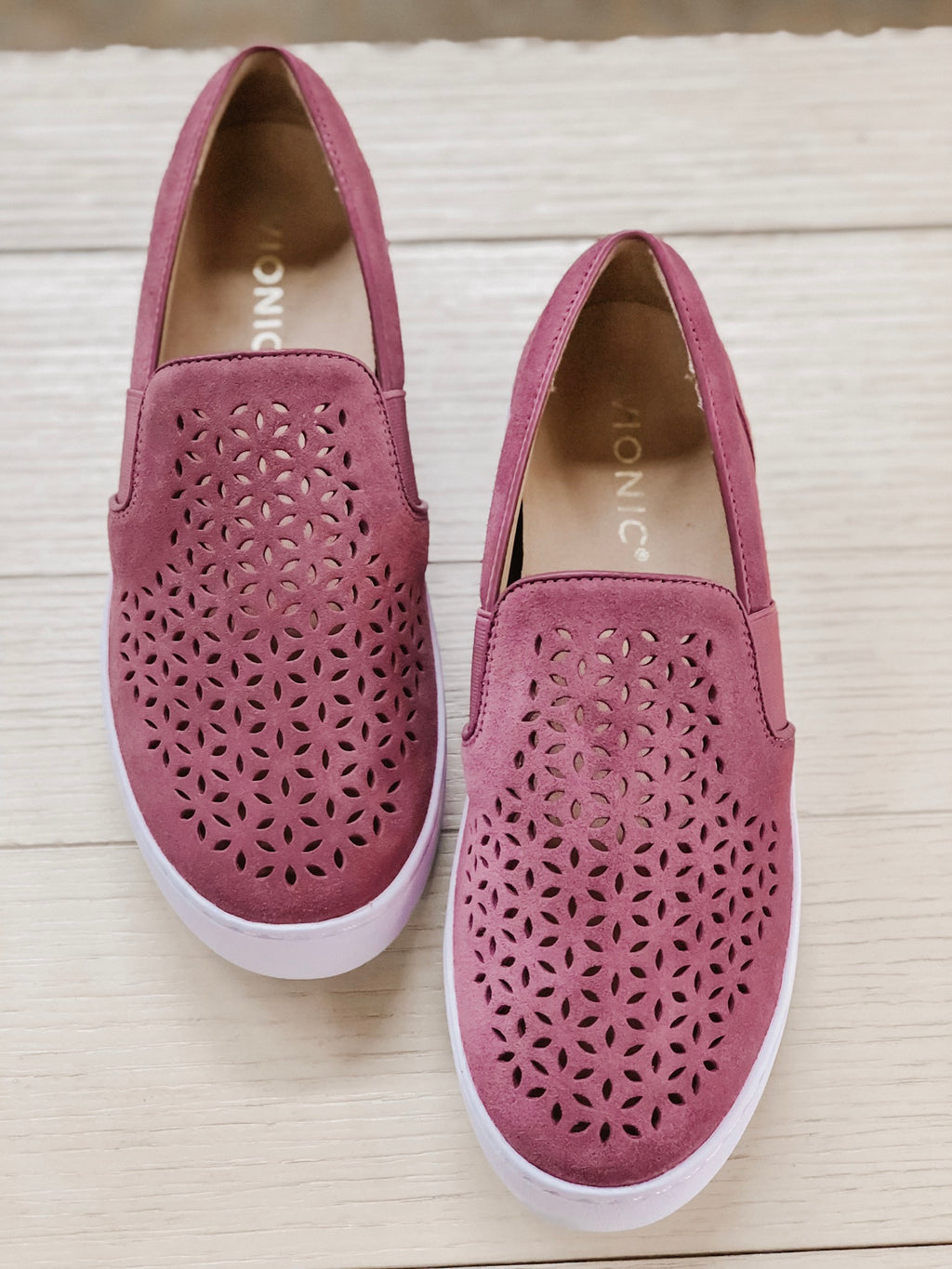 Vionic Kani Slip-On Shoe ROSE