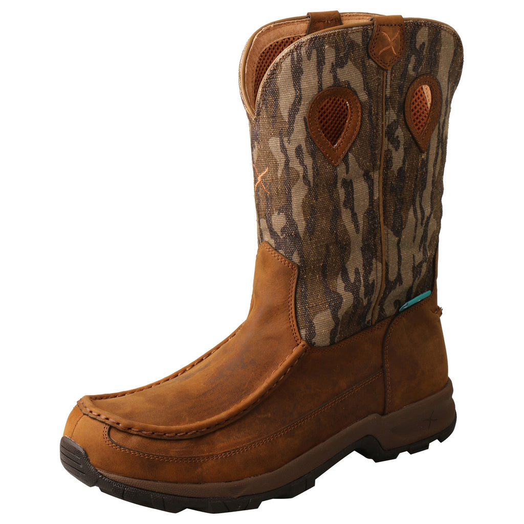 Mossy Oak Hiker Boot (Waterproof Soft Toe)
