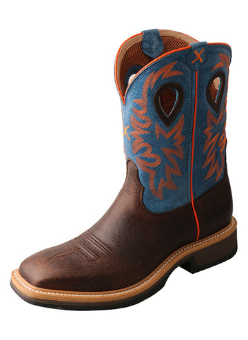 Twisted X Western Work Boot (Steel Toe)