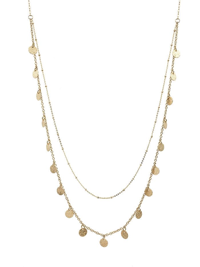 What A Charmer Necklace GOLD