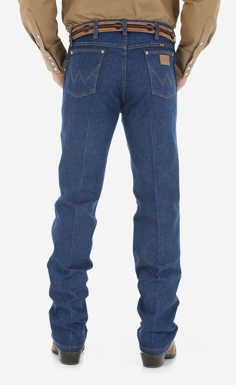 Cowboy Cut Original Fit Jeans (Prewashed Indigio)