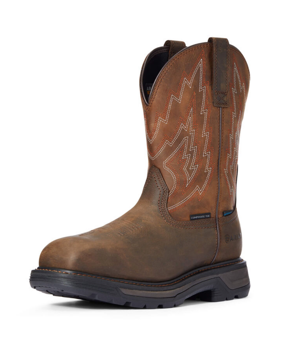 Big Rig Waterproof Work Boot (Composite Toe)