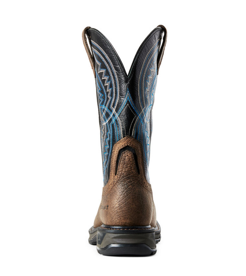 WorkHog XT Coil Wide Square Toe Work Boot (Soft Toe)
