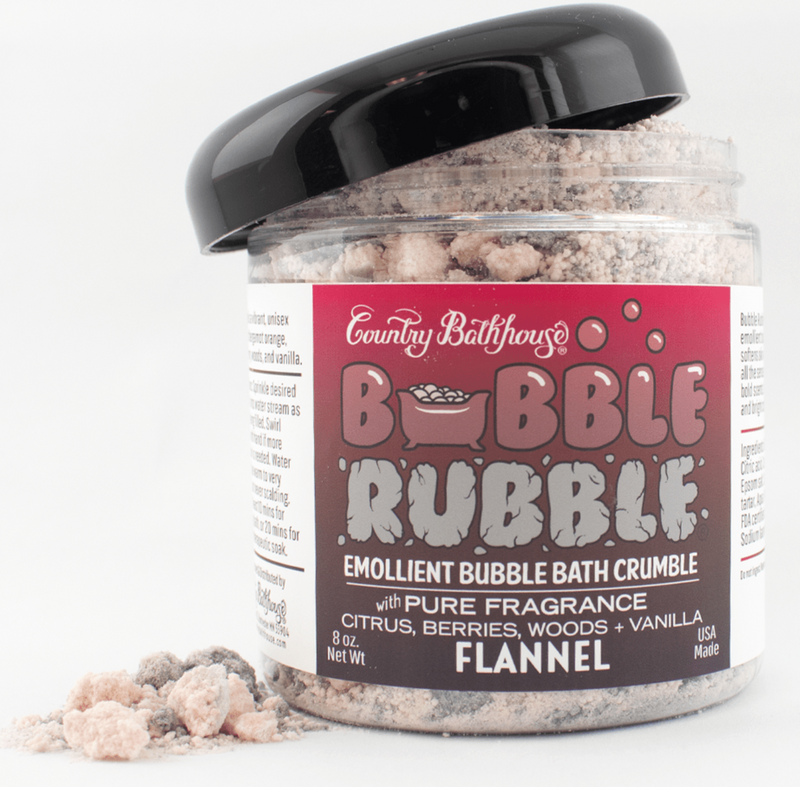 Bubble Rubble - Flannel