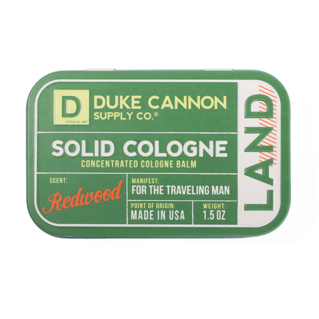 Solid Cologne Land Scent