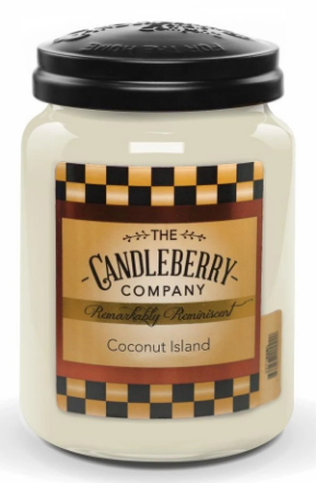 Coconut Island 26oz Candle