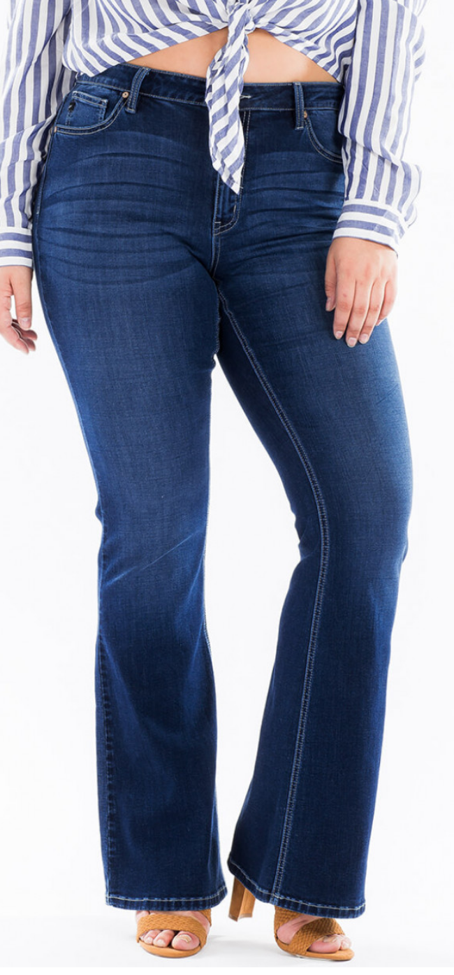 The Dayton Flare Jean Plus