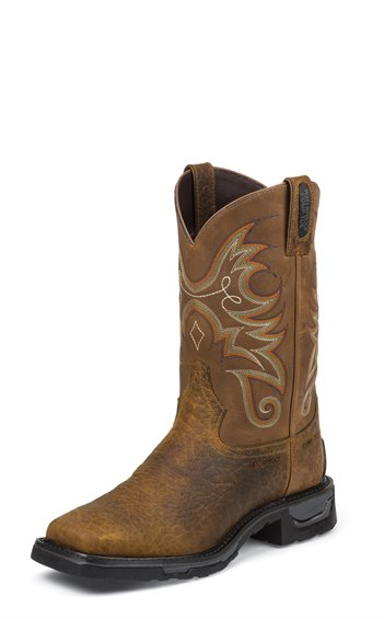 Tony Lama (Composite Toe) Waterproof Diboll Work Boot