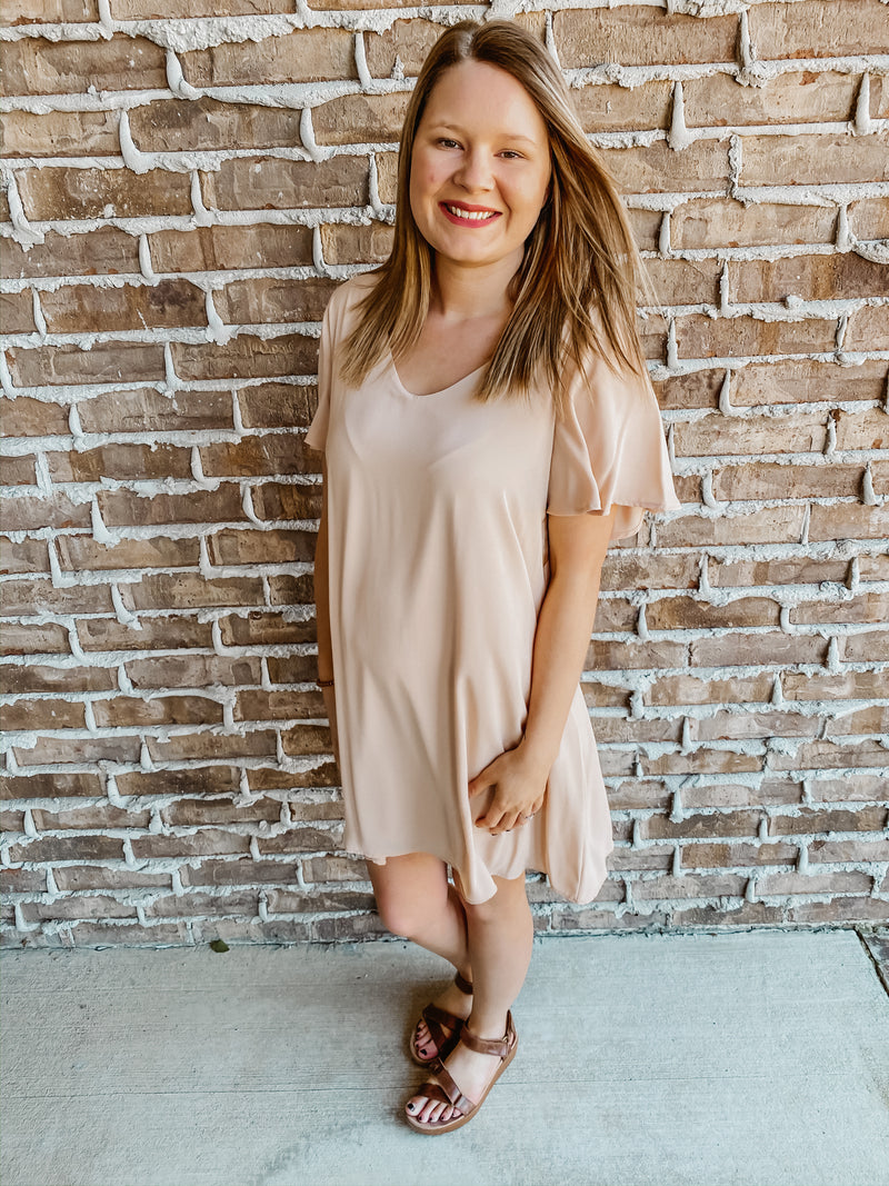 The Basic Behavior Dress