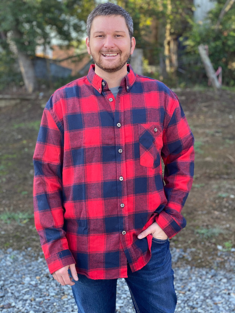 Billings L/S Flannel