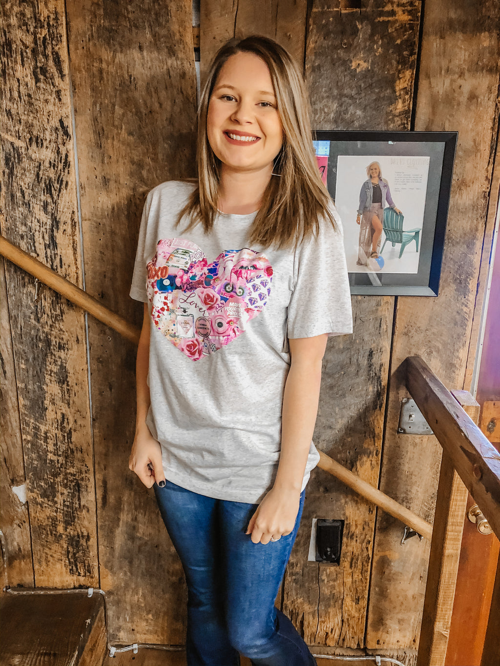 Southern Trend Lover Graphic Tee