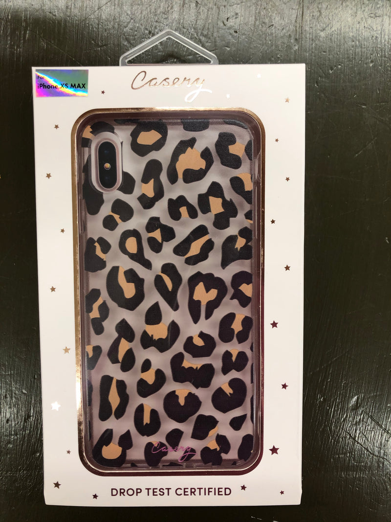 Leopard iPhone Case By Casery