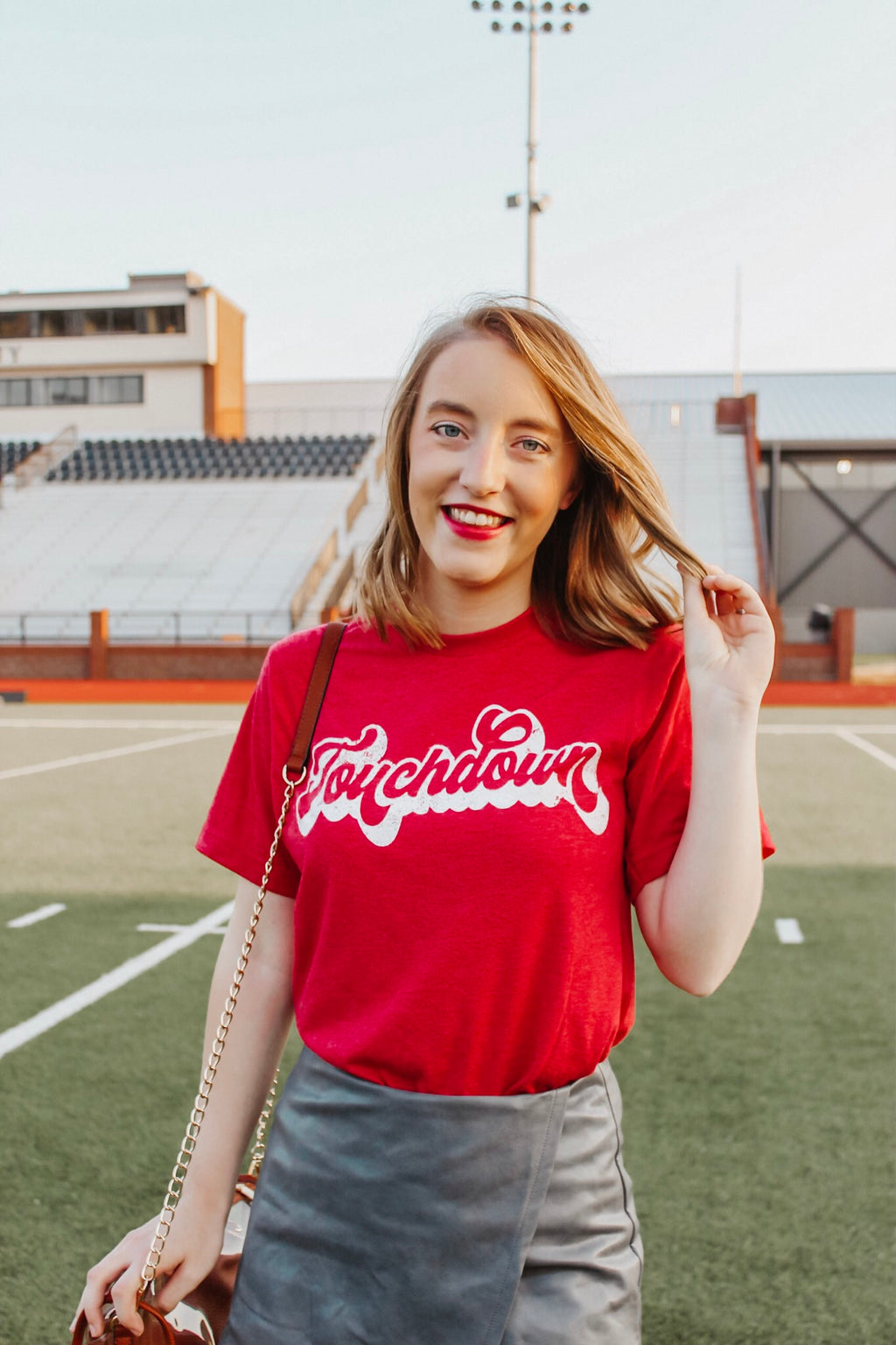 Touchdown Gameday Graphic Tee