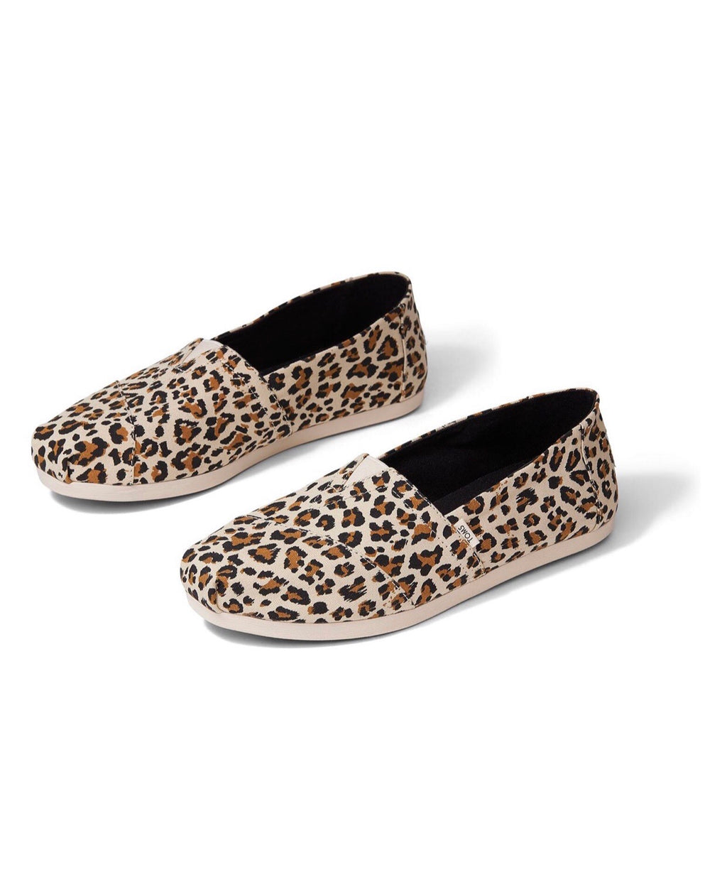 The Classic Birch Leopard Shoe By Toms