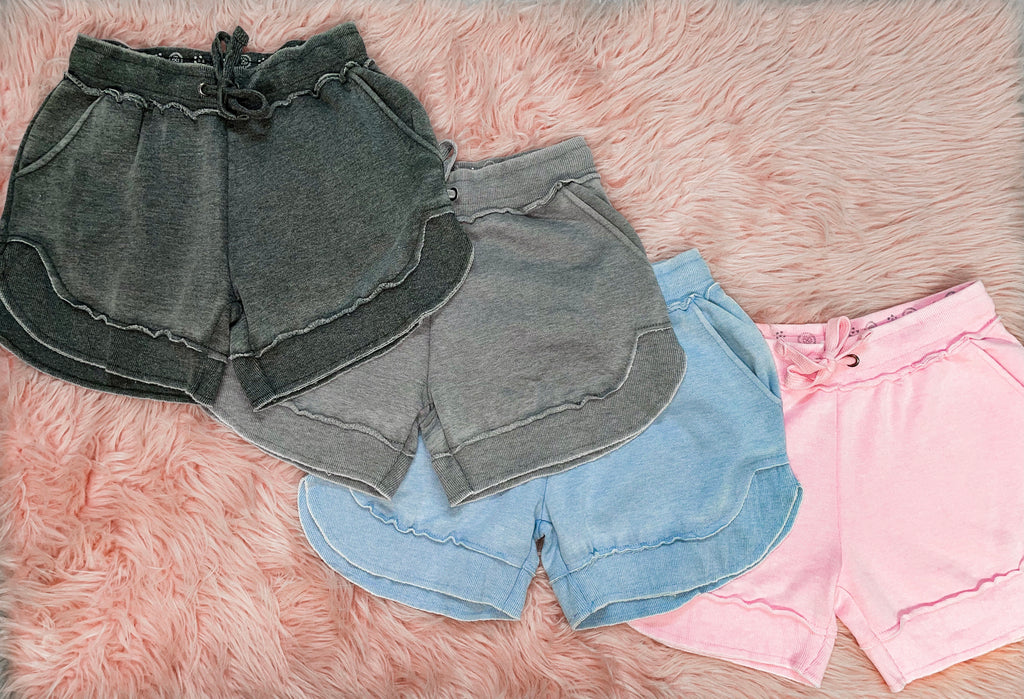 The Basic Everyday Short Pink