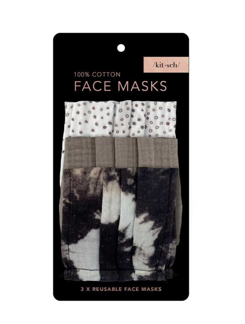 Kitsch Face M a s k Set NEUTRAL