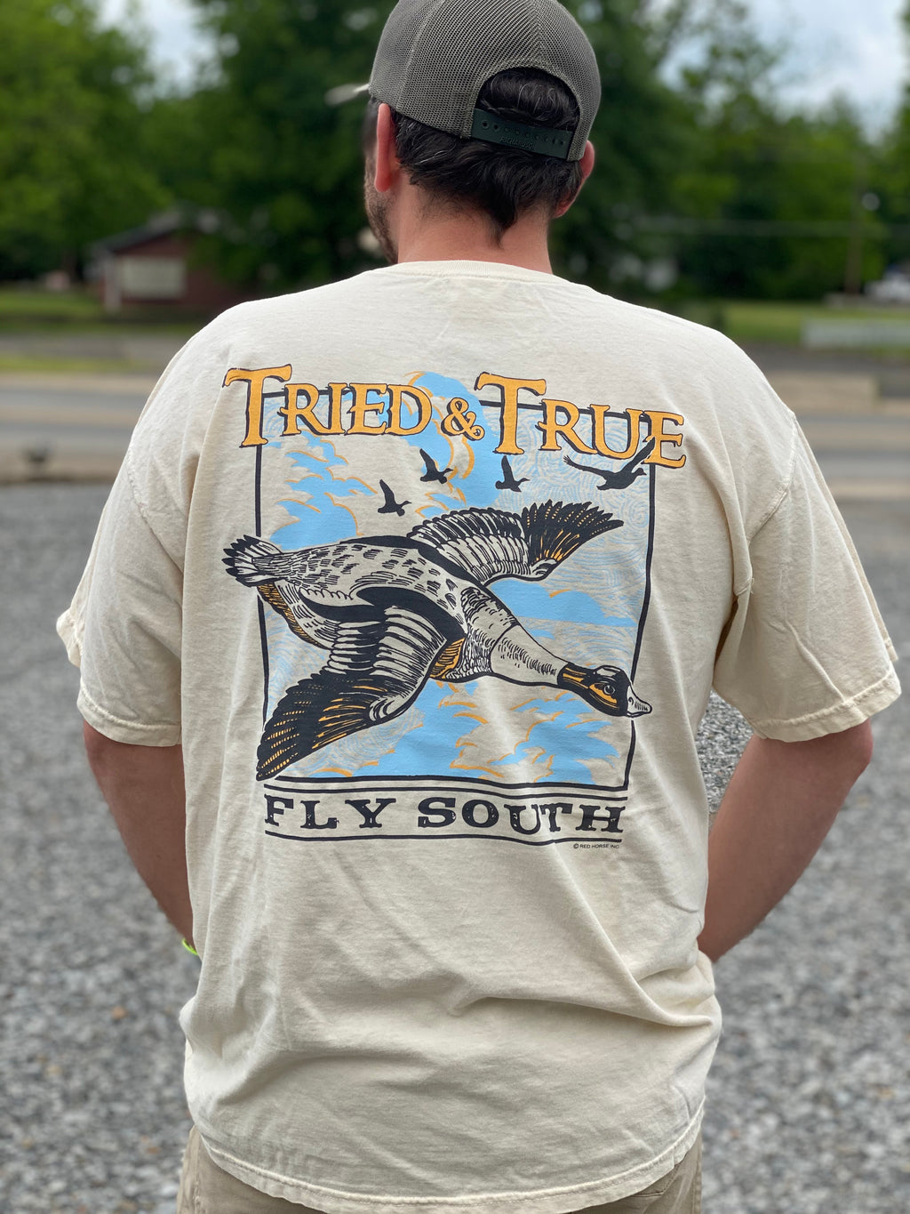 Fly South Duck T-Shirt