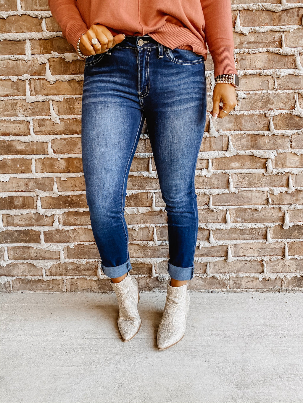 The Amy Skinny Jeans