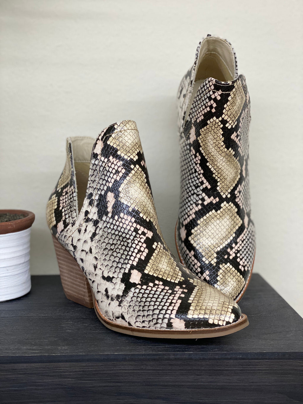 Trader Snake Bootie by Matisse