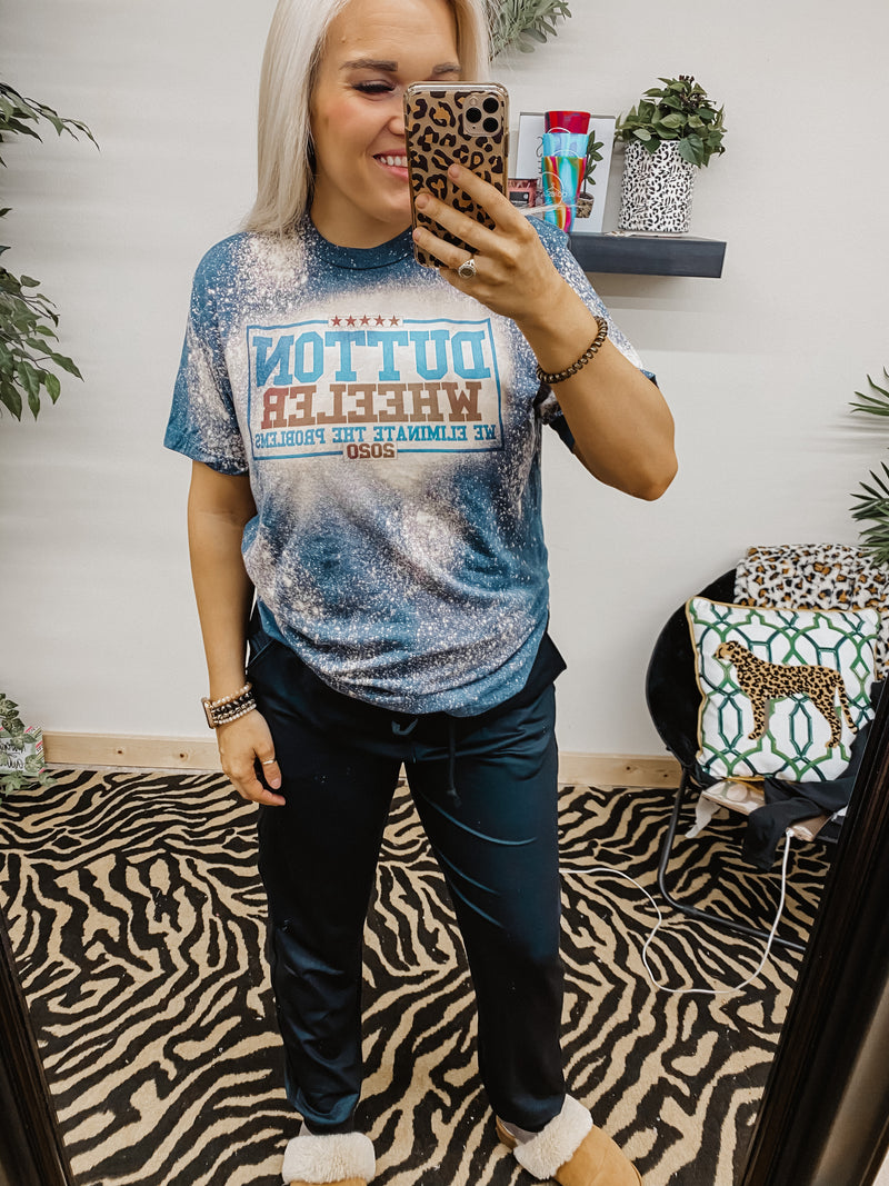 Yellowstone Dutton Graphic Tee