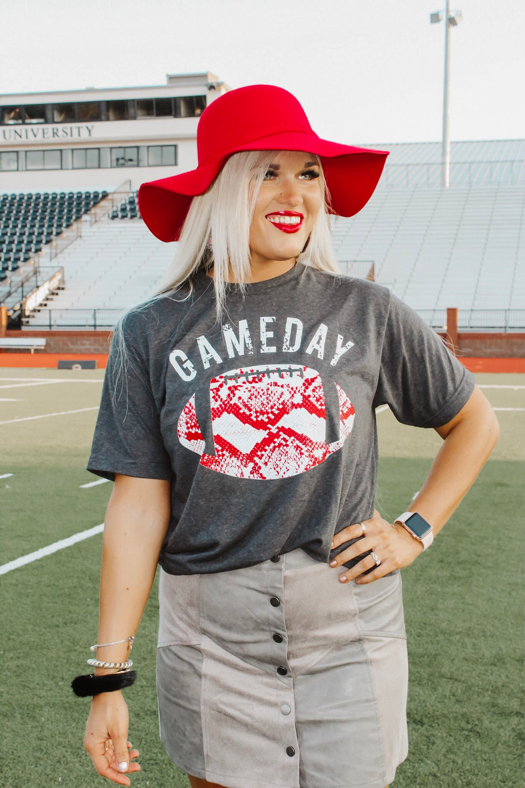 Gameday Graphic Tee
