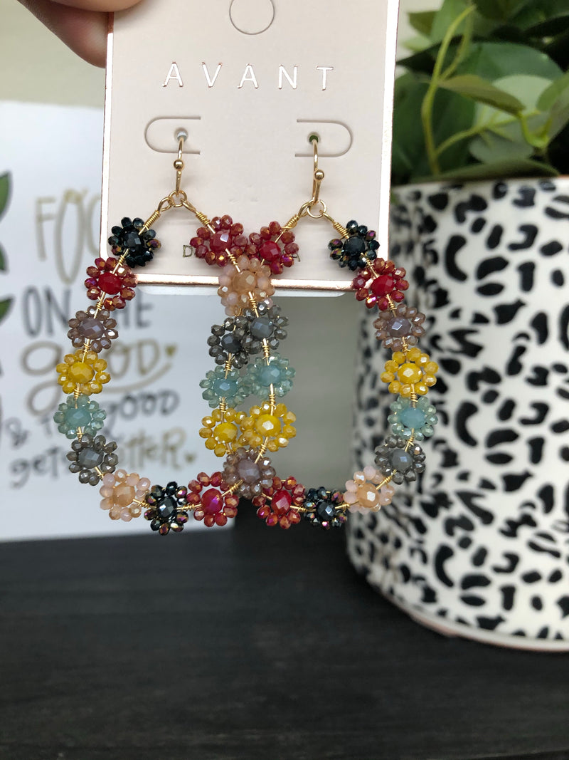 Make A Statement Earring MULTI