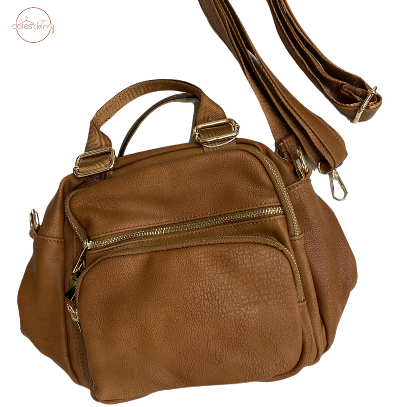 Brown Backpack/Bag