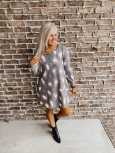 The Real You Leopard Spot Dress