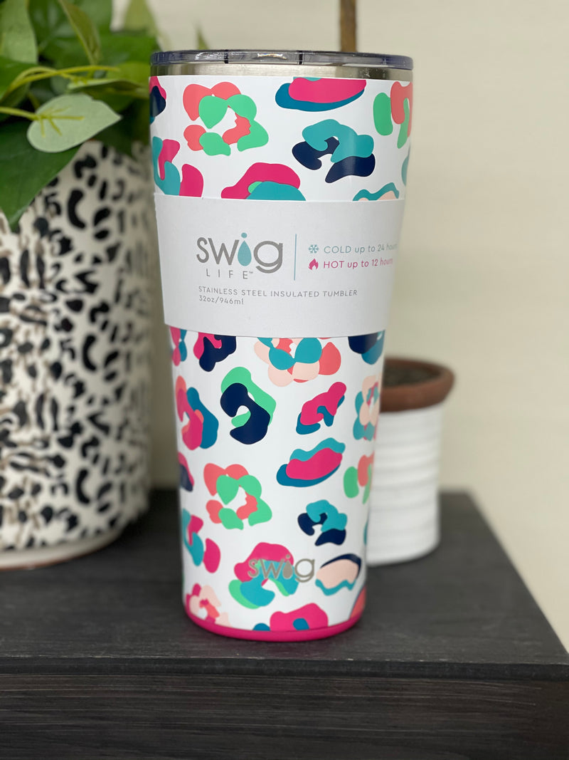 Party Animal 32oz Tumbler by SWIG