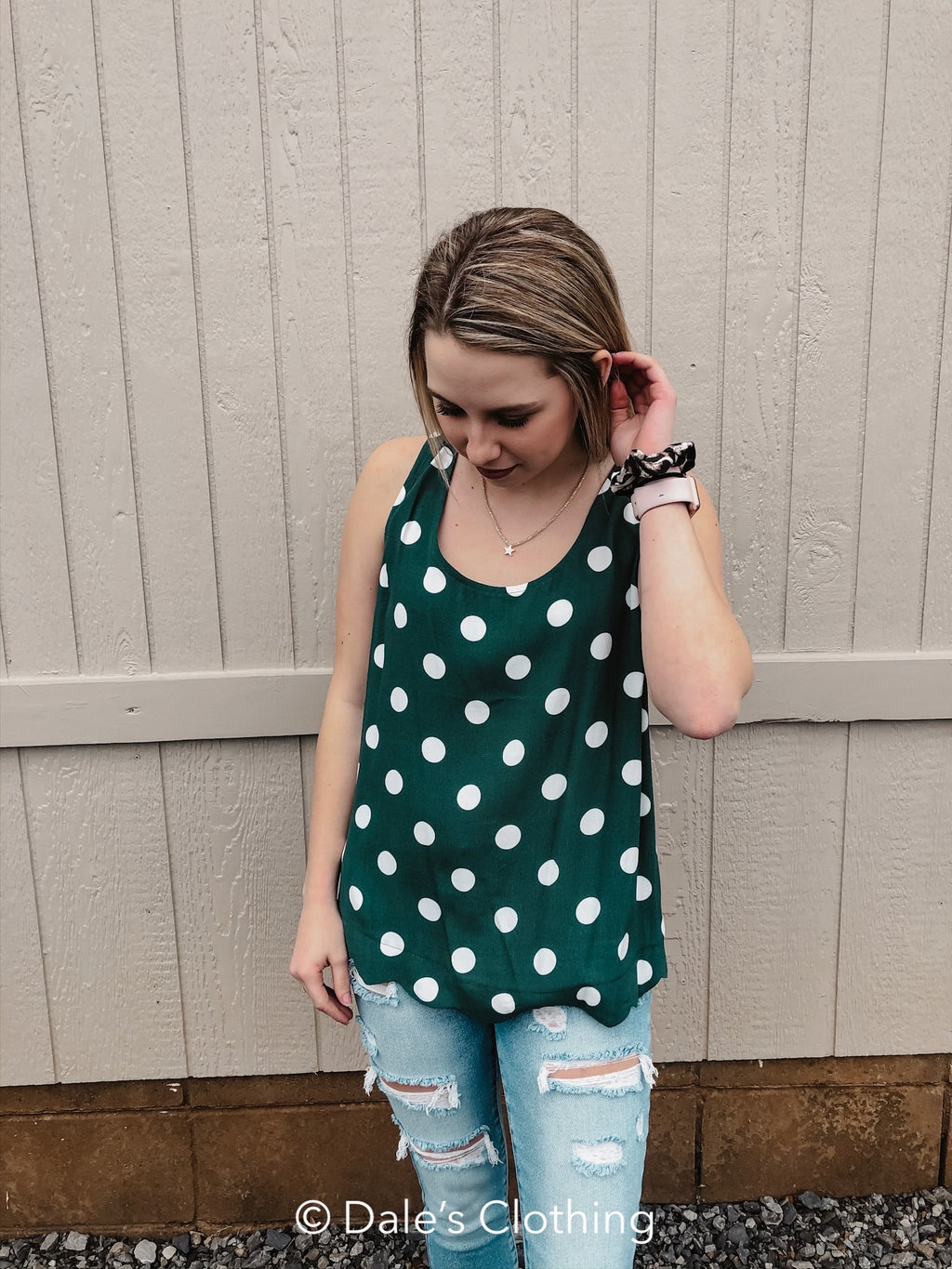 It's Dot Complicated Top