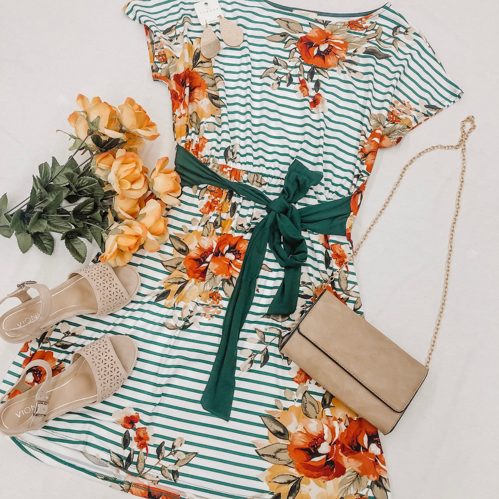 Happiness From Within Dress PLUS